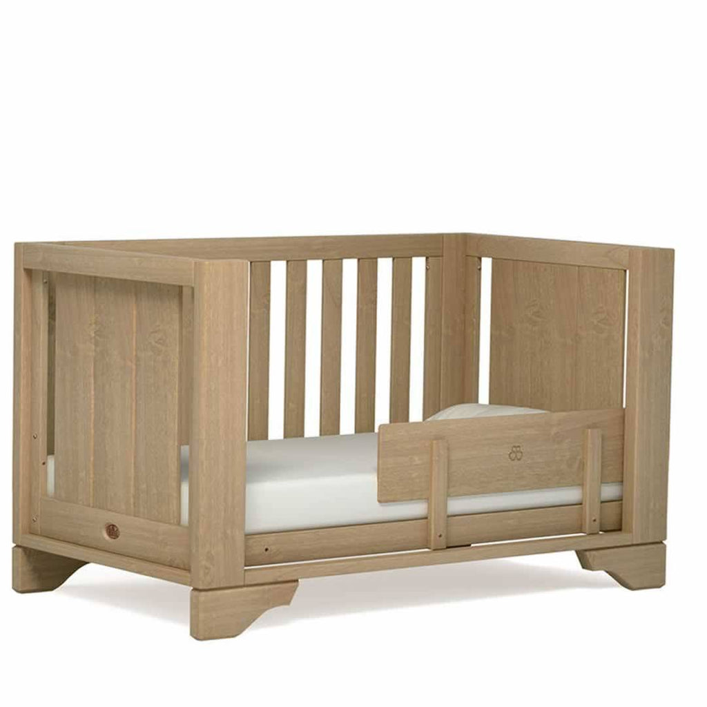 Cot Beds - Boori Eton Expandable Cot Bed - Natural