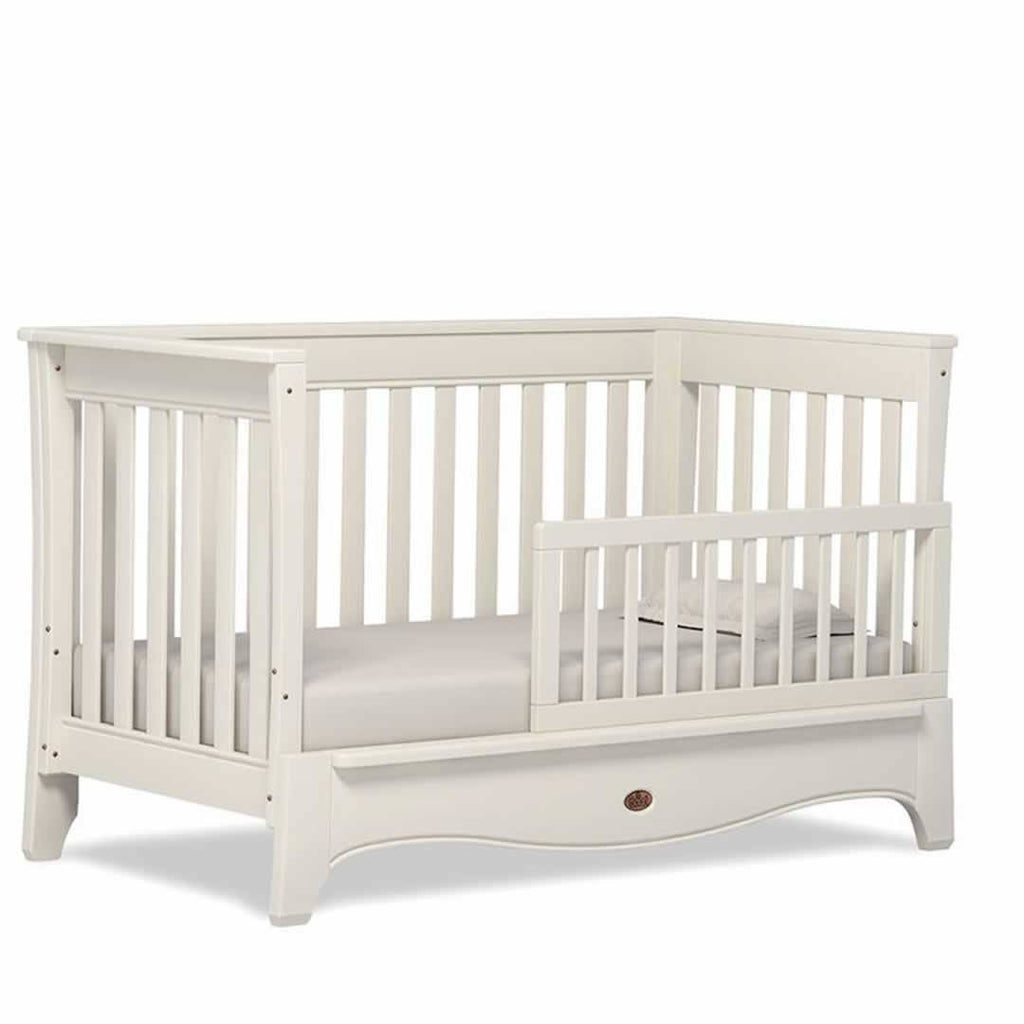 Cot Beds - Boori Provence Convertible Plus Cot Bed - Ivory
