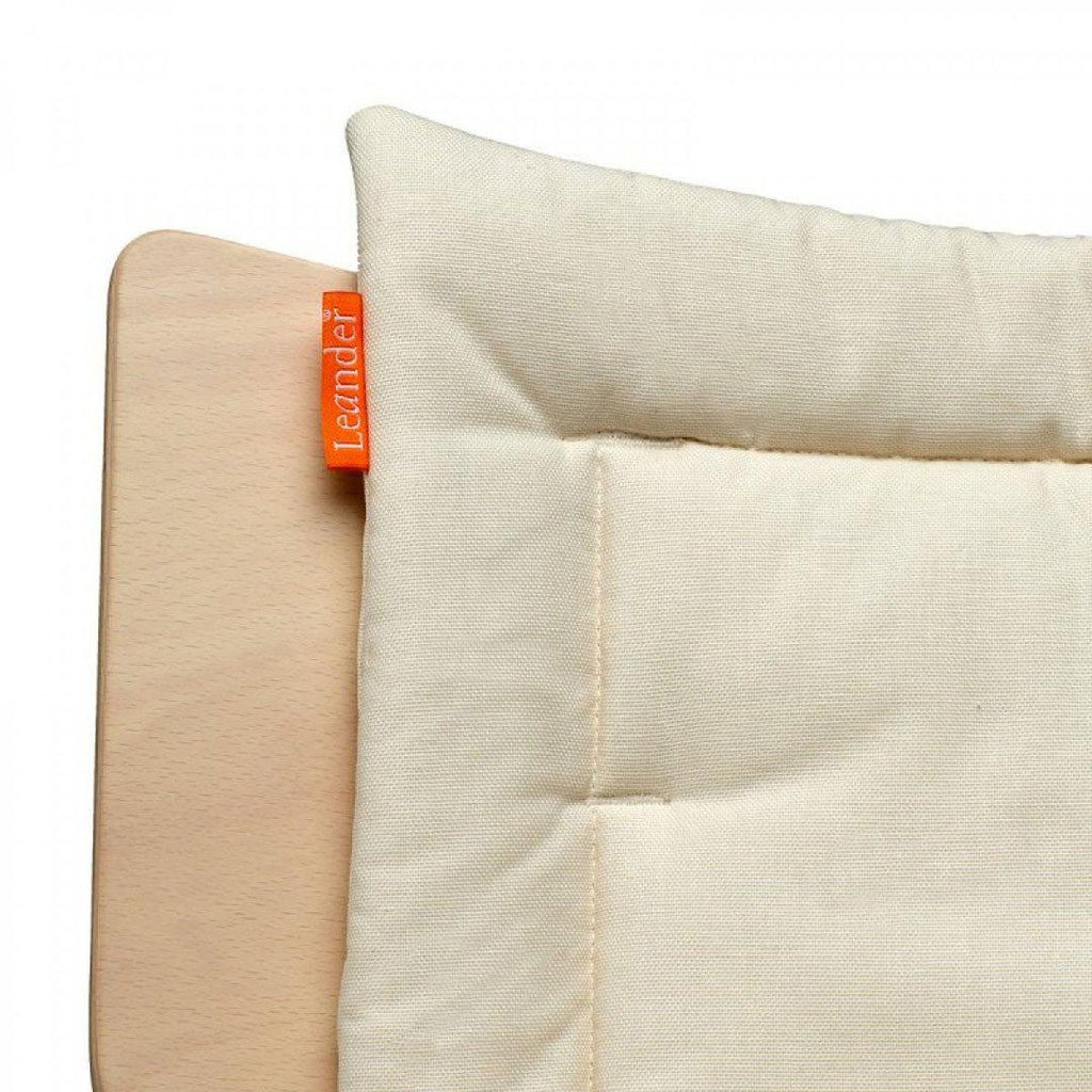 Cushions - Leander High Chair Cushion - Vanilla