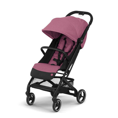 CYBEX Beezy Pushchair - Magnolia Pink-Strollers-Magnolia Pink- Natural Baby Shower