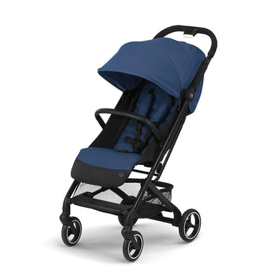 CYBEX Beezy Pushchair - Navy Blue-Strollers-Navy Blue- Natural Baby Shower