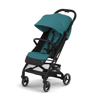 CYBEX Beezy Pushchair - River Blue-Strollers-River Blue- Natural Baby Shower