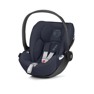 CYBEX Cloud Z i-Size Car Seat - 2020 - Nautical Blue-Car Seats- Natural Baby Shower