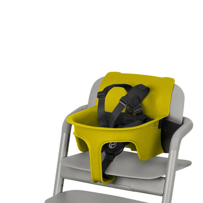 CYBEX LEMO Baby Set 2 - Canary Yellow-Highchair Safety Bars-Canary Yellow- Natural Baby Shower