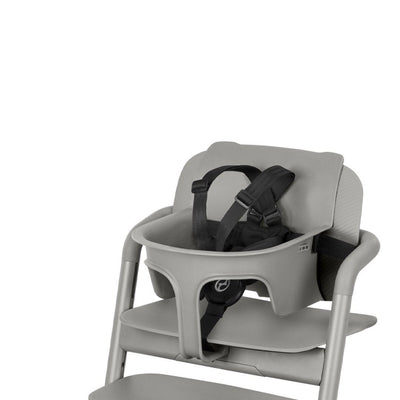 CYBEX LEMO Baby Set 2 - Storm Grey-Highchair Safety Bars-Storm Grey- Natural Baby Shower