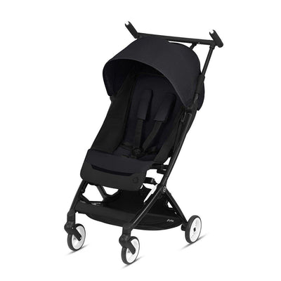 CYBEX Libelle Pushchair - Deep Black-Strollers-Deep Black- Natural Baby Shower