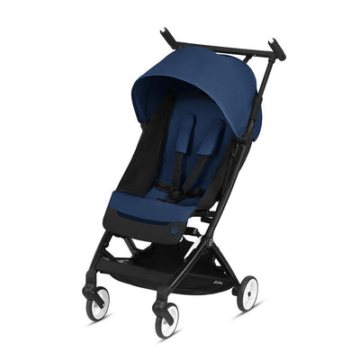 CYBEX Libelle Pushchair - Navy Blue-Strollers-Navy Blue- Natural Baby Shower