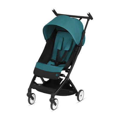CYBEX Libelle Pushchair - River Blue-Strollers-River Blue- Natural Baby Shower