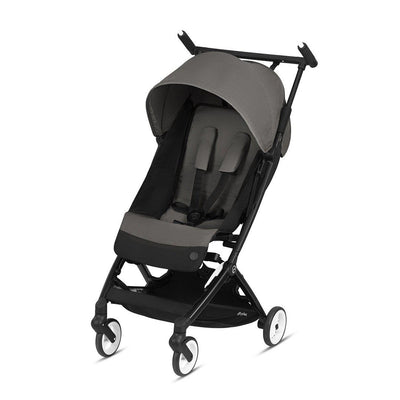 CYBEX Libelle Pushchair - Soho Grey-Strollers-Soho Grey- Natural Baby Shower