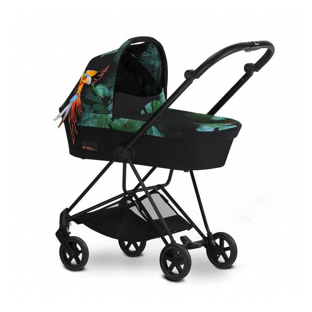 Cybex Mios Carrycot - Birds of Paradise