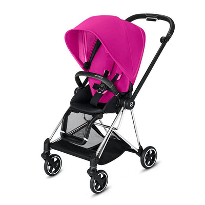 Cybex Mios Pushchair - Fancy Pink-Strollers- Natural Baby Shower
