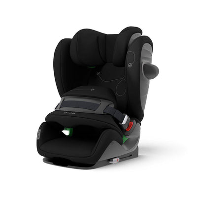 CYBEX Pallas G i-Size Car Seat - Deep Black-Car Seats- Natural Baby Shower
