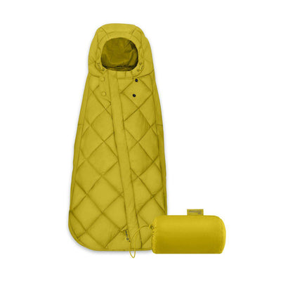CYBEX Snogga Mini Footmuff - Mustard Yellow-Footmuffs- Natural Baby Shower