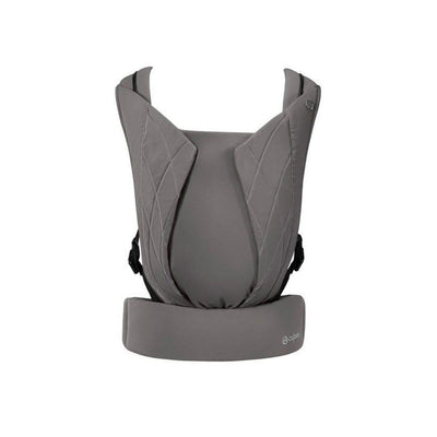 CYBEX Yema Click Baby Carrier - 2020 - Soho Grey-Baby Carriers- Natural Baby Shower