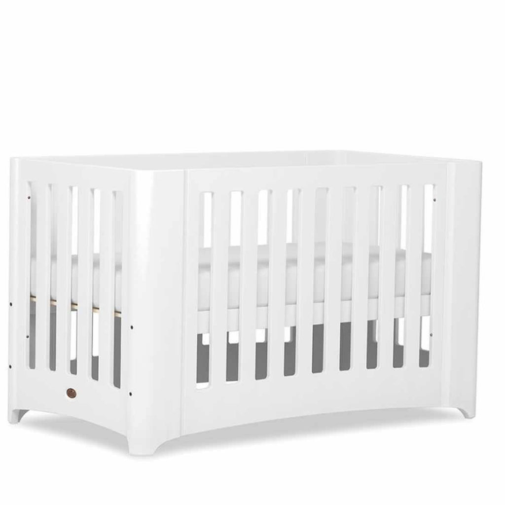 Boori Dawn 2 Piece Nursery Set Cot White