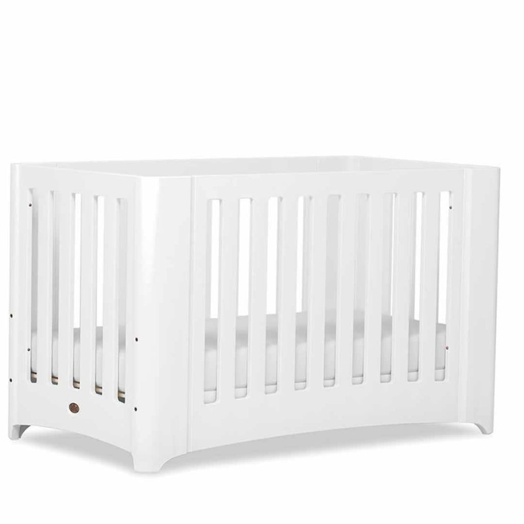 Boori Dawn 2 Piece Nursery Set Cot - White