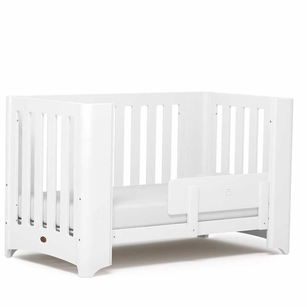 Boori Dawn 2 Piece Nursery Set Cot in White