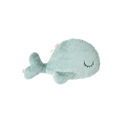Done by Deer Cuddle Friend - Wally - Blue-Soft Toys-Blue- Natural Baby Shower