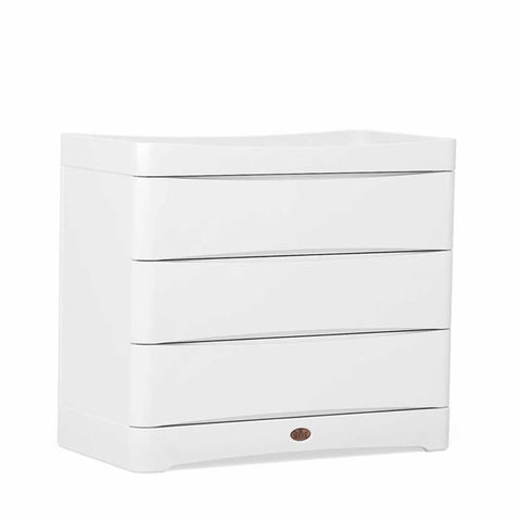Boori Dawn 3 Drawer Dresser with Changing Station - White [Ex-display] - Dressers & Chests - Natural Baby Shower