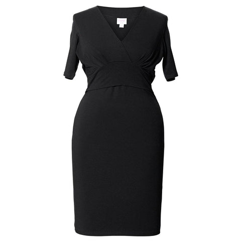Dresses - Boob Maternity & Nursing Sophia Dress - Black
