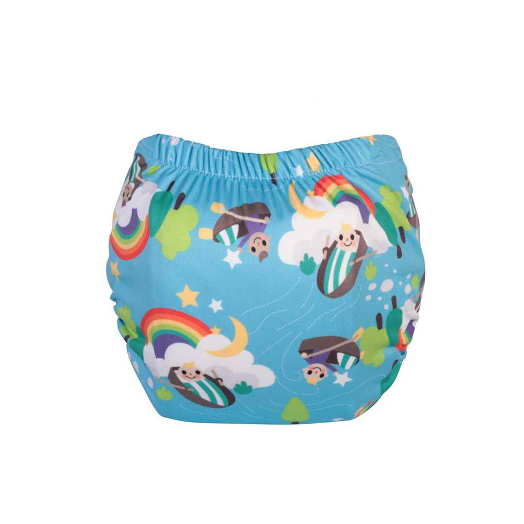 TotsBots Easyfit Star Nappy - Row Your Boat-Nappies-Row Your Boat- Natural Baby Shower