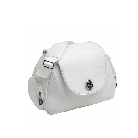 egg Changing Bag - Arctic White