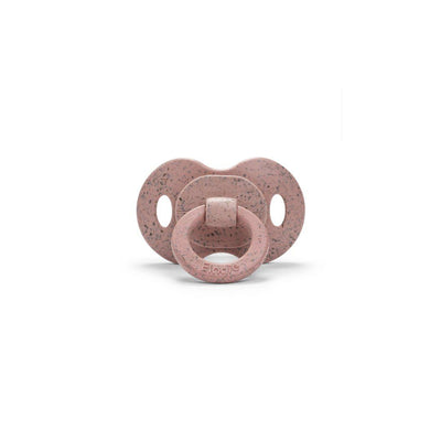 Elodie Details Bamboo Pacifier - Faded Rose-Pacifiers- Natural Baby Shower