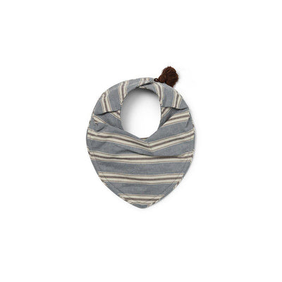 Elodie Details Dry Bib - Sandy Stripe-Bibs- Natural Baby Shower