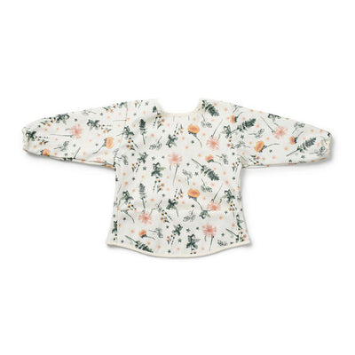 Elodie Details Long Sleeve Bib - Meadow Blossom-Bibs-Meadow Blossom- Natural Baby Shower