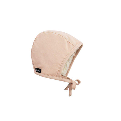 Elodie Details Winter Bonnet - Powder Pink-Hats- Natural Baby Shower