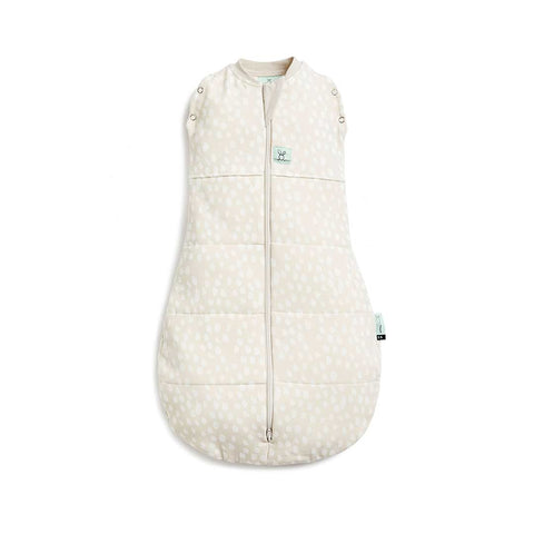 ergoPouch Cocoon Swaddle Bag - 2.5 TOG - Fawn-Sleeping Bags- Natural Baby Shower