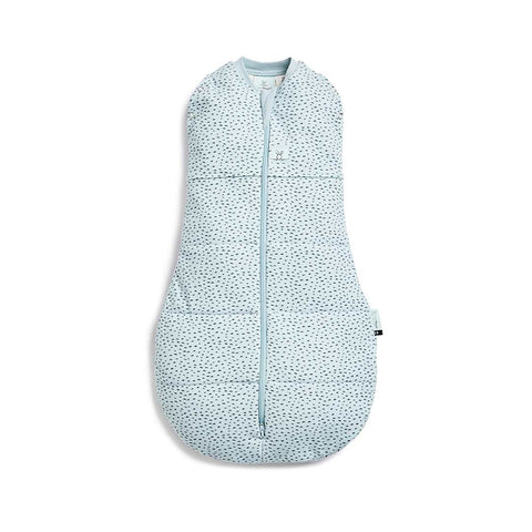 ergoPouch Cocoon Swaddle Bag - 2.5 TOG - Pebble-Sleeping Bags- Natural Baby Shower