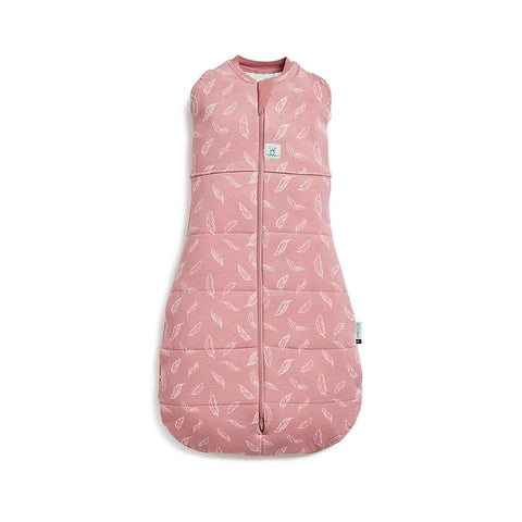 ergoPouch Cocoon Swaddle Bag - 2.5 TOG - Quill-Sleeping Bags- Natural Baby Shower