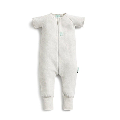 ergoPouch Sleep Onesie - 1 TOG - Grey Marle-Rompers- Natural Baby Shower