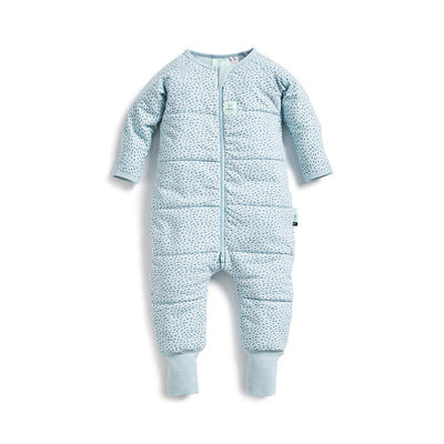 ergoPouch Sleep Onesie - 3.5 TOG - Pebble-Rompers- Natural Baby Shower