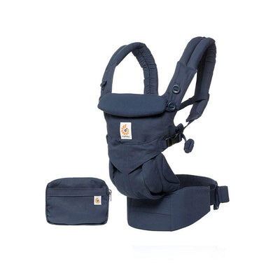 Ergobaby Omni 360 Carrier - Midnight Blue-Baby Carriers-Midnight Blue- Natural Baby Shower