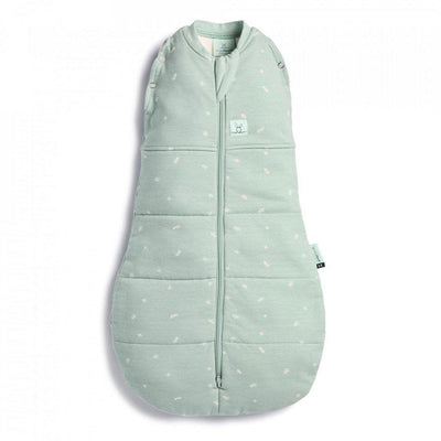 ergoPouch Cocoon Swaddle Bag - Sage - 2.5 TOG-Swaddling Wraps- Natural Baby Shower