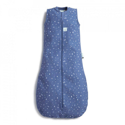 ergoPouch Jersey Bag - 1.0 TOG - Night Sky-Sleeping Bags-Night Sky-8-24m- Natural Baby Shower