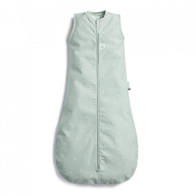 ergoPouch Jersey Bag - 1.0 TOG - Sage-Sleeping Bags-Sage-8-24m- Natural Baby Shower