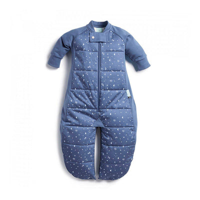 ergoPouch Sleep Suit Bag - Night Sky - 3.5 TOG-Sleeping Bags- Natural Baby Shower