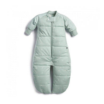 ergoPouch Sleep Suit Bag - Sage - 3.5 TOG-Sleeping Bags- Natural Baby Shower