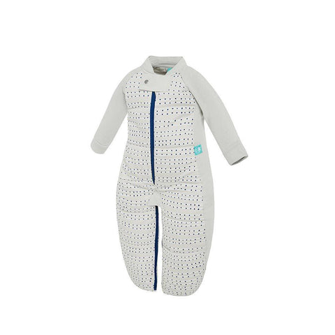 ergoPouch Sleep Suit Bag TOG 3.5 - Blue Dot - Babygrows & Sleepsuits - Natural Baby Shower