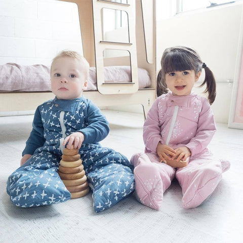 ergoPouch Sleep Suit Bag TOG 3.5 - Dandelion Lifestyle