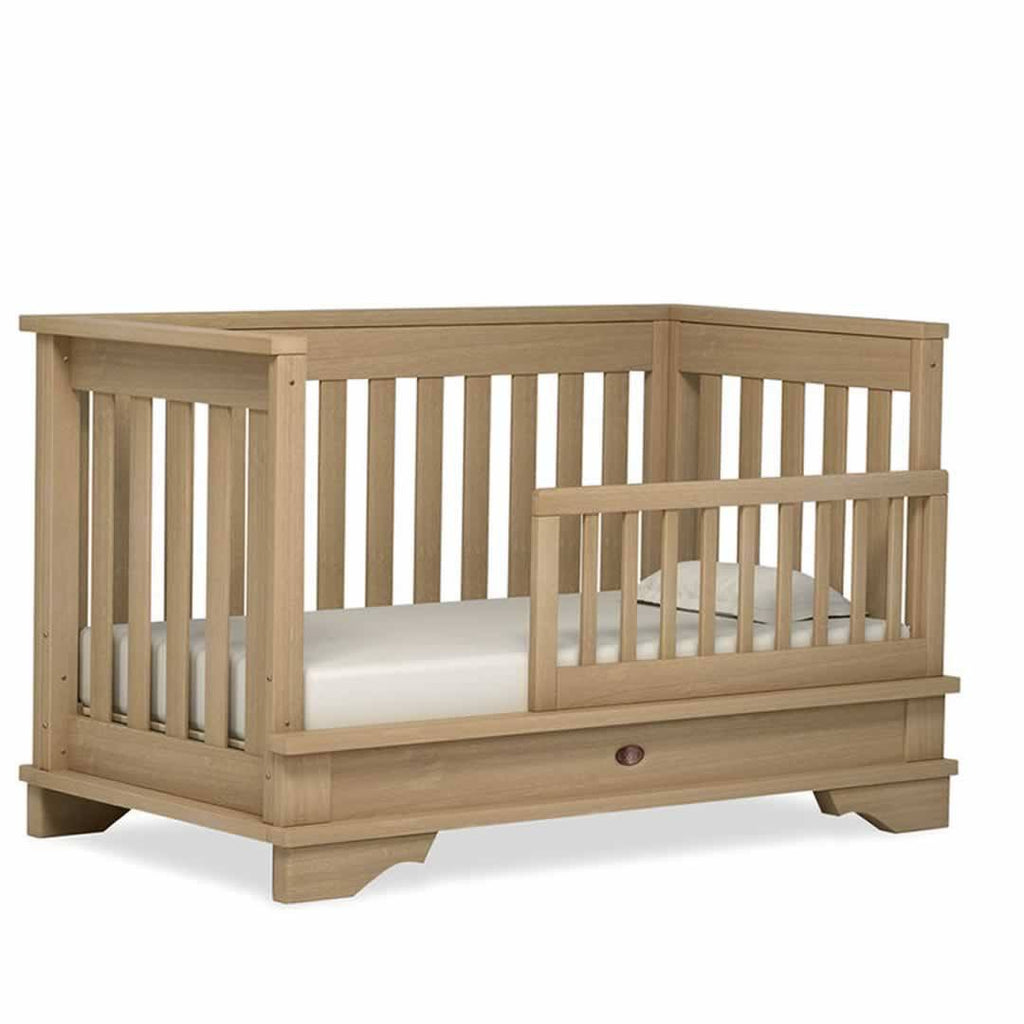 Boori Eton Convertible 2 Piece Nursery Set Cot in Natural