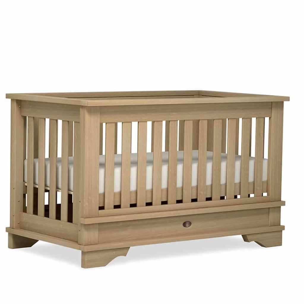 Boori Eton Convertible 2 Piece Nursery Set Cot - Natural