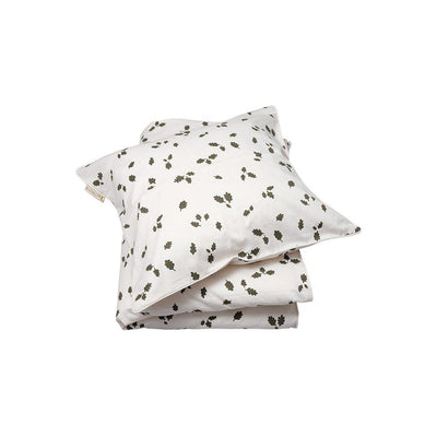 Fabelab Bedding - Leaves-Bedding Sets- Natural Baby Shower