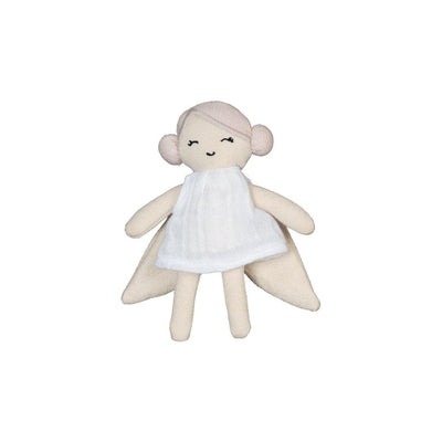 Fabelab Pocket Friend - Winter Fairy-Soft Toys- Natural Baby Shower