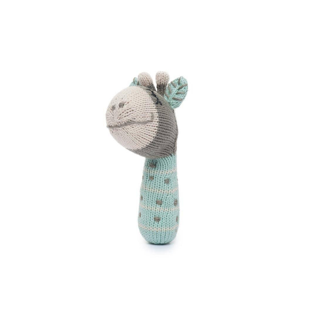 Finn + Emma Mini Rattle - Ami the Giraffe