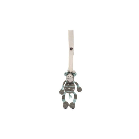 Finn + Emma Pacifier Holder - Ami the Giraffe