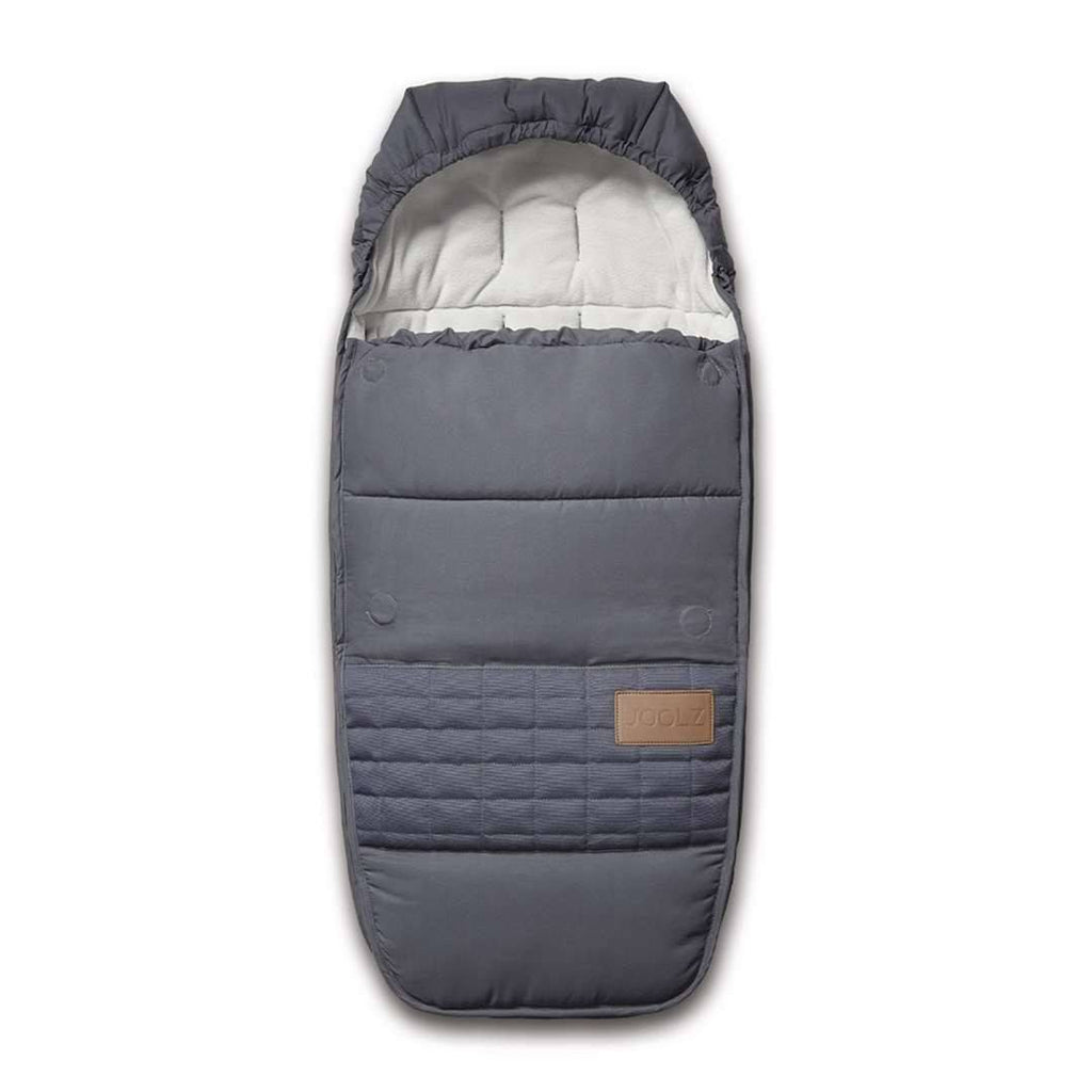 Footmuffs & Liners - Joolz Day Quadro Footmuff - Blu